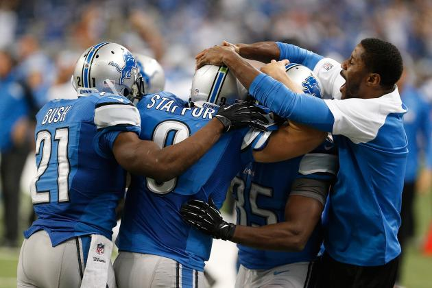 Detroit Lions: Second Half Season Keys to a Playoff Appearance