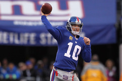 Eli Manning: Week 15 Fantasy Outlook