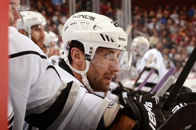 Schedule Break Comes at Good Time for Kings' Injured Players