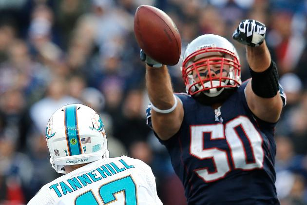 After Injury Scare, Ninkovich Practices