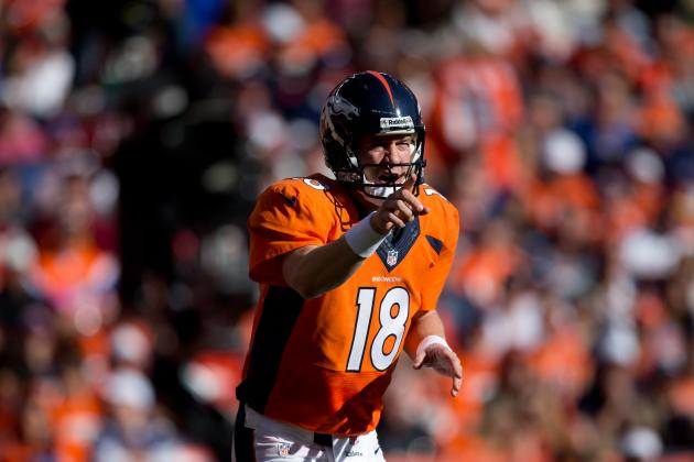 Peyton Manning Will Shred San Diego Chargers Defense After Needed Bye Week