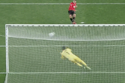 GIF: Robin Van Persie's Missed Penalty for Manchester United vs. Real Sociedad