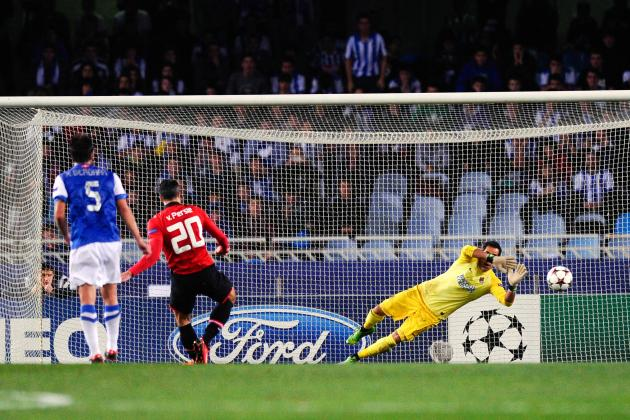 Real Sociedad vs. Manchester United: Champions League Live Score, Highlights