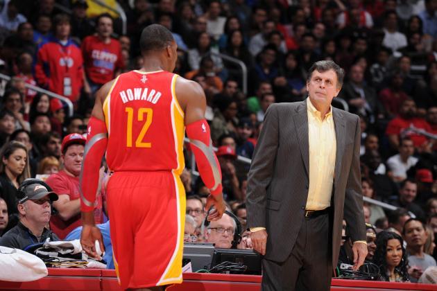 Dwight Howard Hasn't Cured All That Ills Houston Rockets
