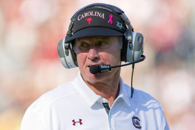 South Carolina's Biggest Victory in 2013 Has Been Its Ranking