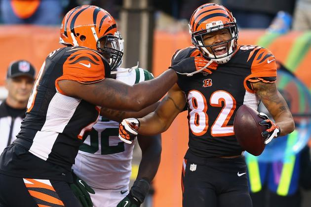 Breaking Down Marvin Jones' Emergence as Cincinnati Bengals' No. 2 Receiver