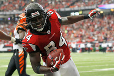 Roddy White: Recapping White's Week 10 Fantasy Performance