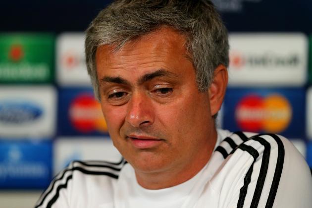 How Chelsea Will Line Up Against Schalke '04 at Stamford Bridge