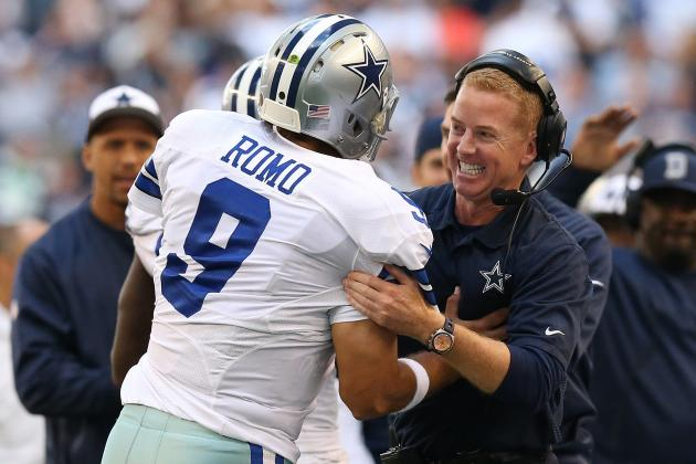 Midseason Stats That Matter: Dallas Cowboys