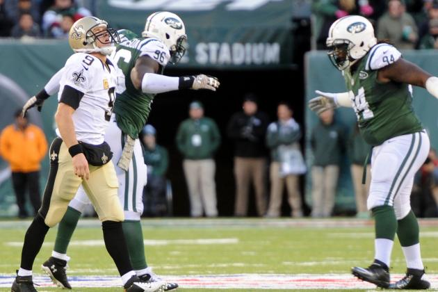Breaking Down How the Jets Were Able to Shut Down Drew Brees