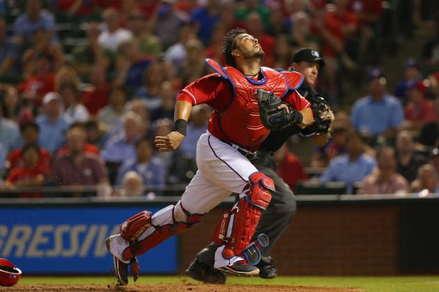 Rangers: Geovany Soto Is 'Primary' Catcher