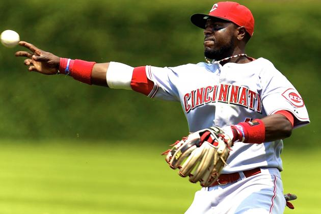 Report: New York Yankees Have Inquired About Brandon Phillips