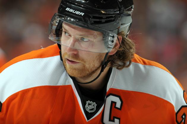 Putting Claude Giroux's Scoreless Slump in Perspective