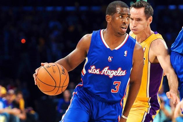 Why Chris Paul Is Ready to Take His Game to an Entirely New Level in 2013-14
