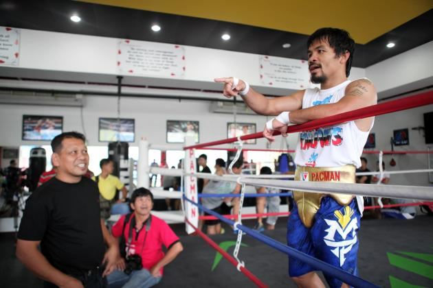 Manny Pacquiao Should Forget About Superfight with Floyd Mayweather Jr.