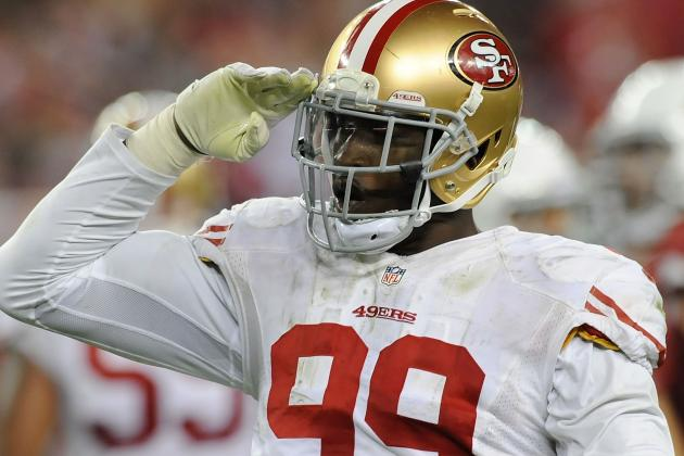 49ers' Aldon Smith: 'Every Day Is a Step Closer'