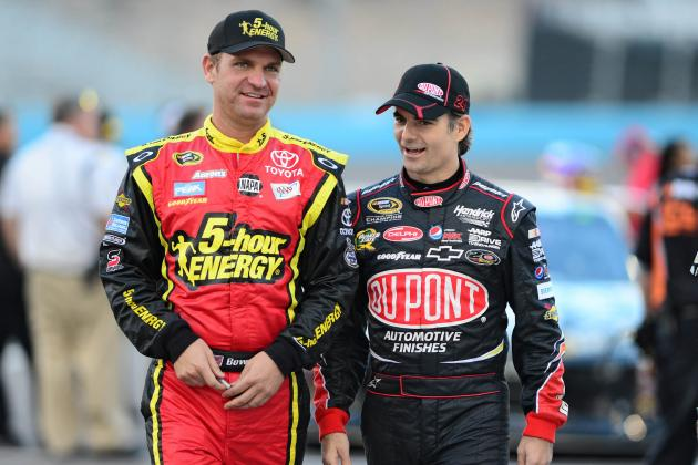 Jeff Gordon: Relationship with Clint Bowyer Still Strained After PIR Incident
