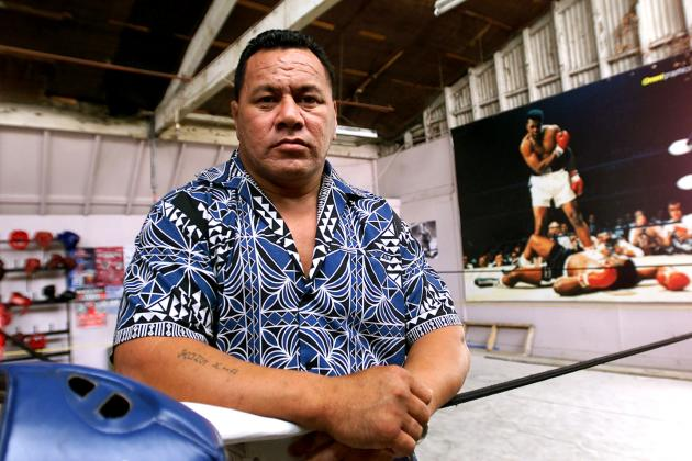 Rugby Legend Peter Fatialofa Passes Away at the Age of 54