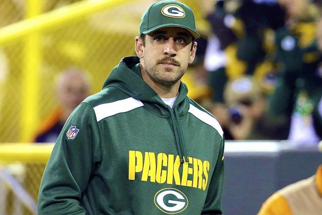 Aaron Rodgers Injury: A Survival Guide for the Green Bay Packers