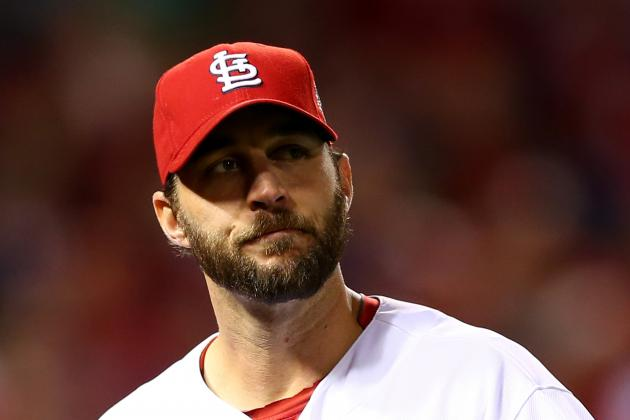 Molina, Wainwright, Miller Are Finalists for BBWAA Awards