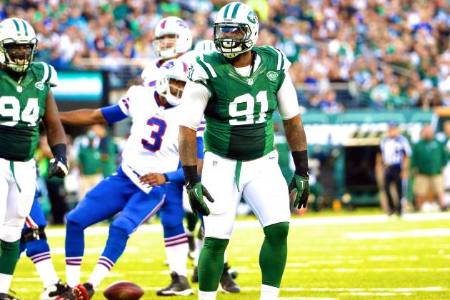 Sheldon Richardson a Surprising Candidate for Defensive Rookie of the Year