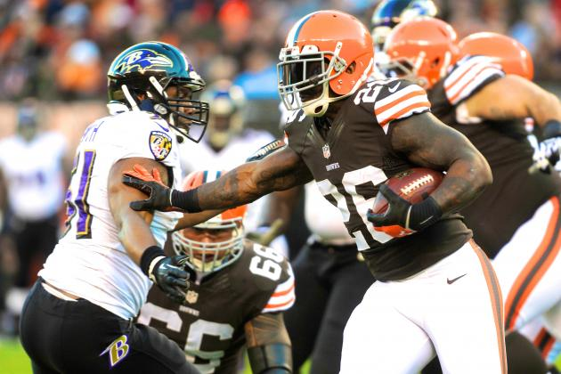 Why Can't the Cleveland Browns Run the Ball?