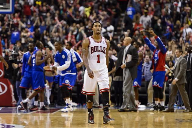 Derrick Rose's Struggles on the Court Shouldn't Be Overblown