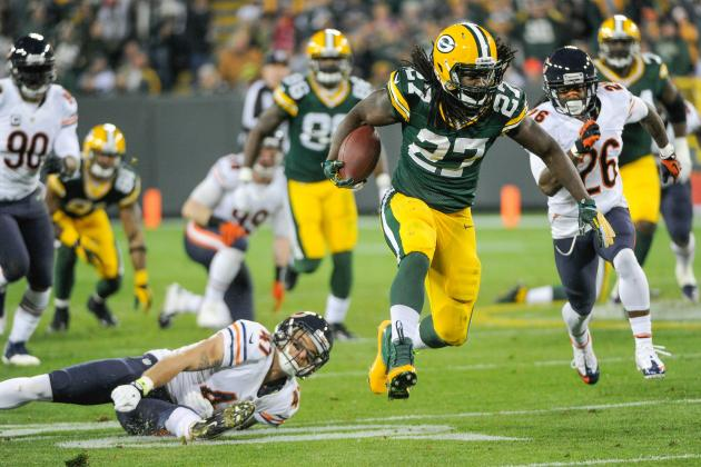 Why Eddie Lacy Is the Future of the Green Bay Packers Offense