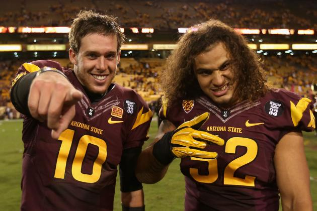Taylor Kelly Is Quietly Emerging as a Star for Arizona State