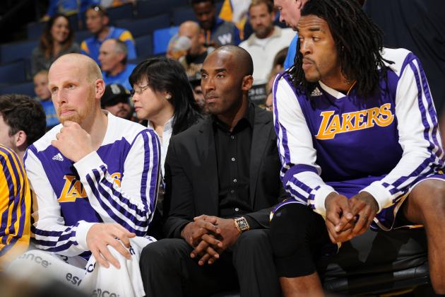 Kobe Bryant's Return Will Make the Lakers a Dangerous Playoff Contender