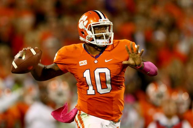 Clemson Football: Has Clemson's Offense Improved or Regressed from 2012?