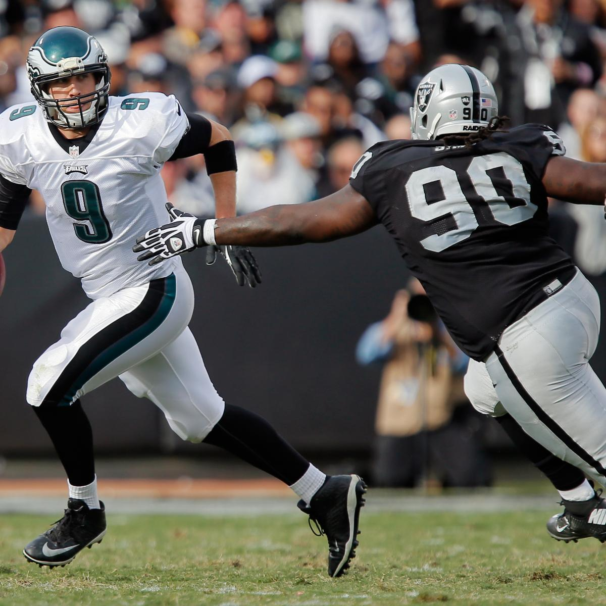 Does Nick Foles' 7-Touchdown Performance Prove He's Long