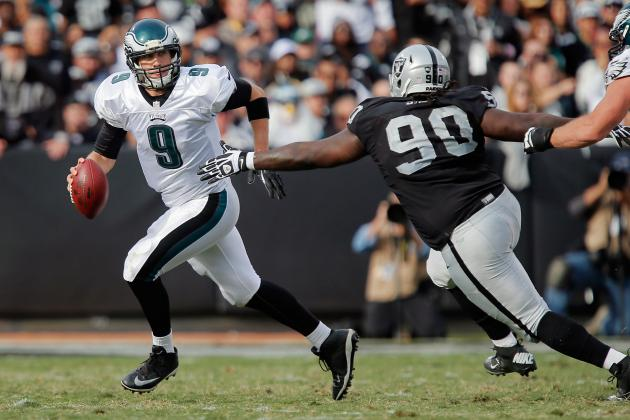 Does Nick Foles' 7-Touchdown Performance Prove He's Long-Term Answer?