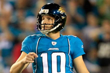 Josh Scobee: Week 10 Fantasy Outlook