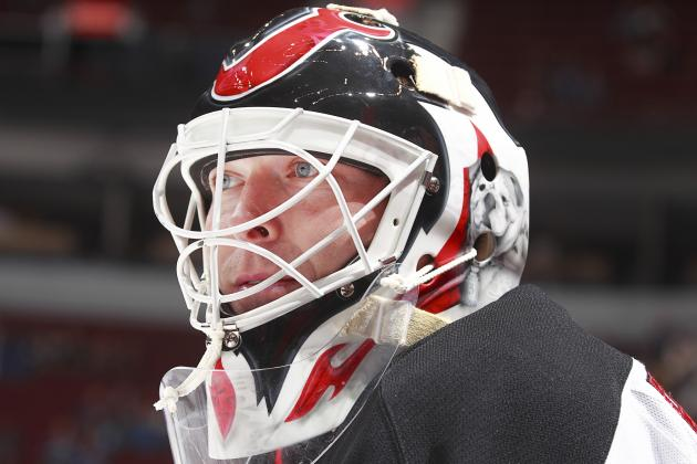 Could the New Jersey Devils Actually Trade Martin Brodeur?