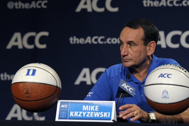 Duke Basketball: Jabari Parker's Hype Represents Unique Challenge for Coach K