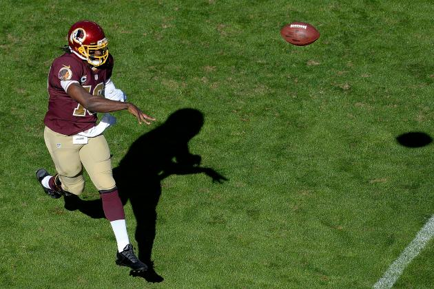 Robert Griffin III Set for a Fantasy Football Explosion in Week 10