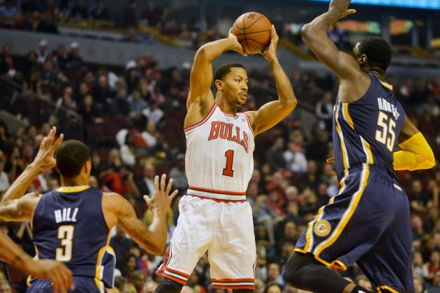 Chicago Bulls, Indiana Pacers Headline NBA's Toughest Division