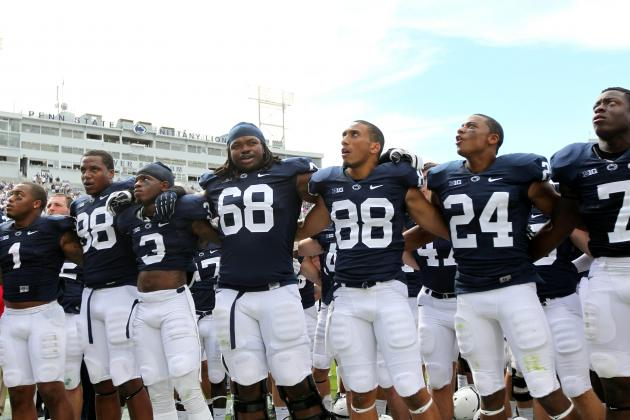 Penn State Football: 3 Bowls Penn State Could Play in If It Were Eligible