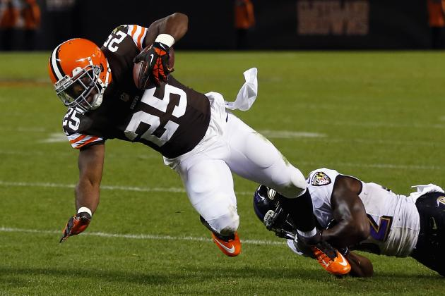 Cleveland Browns Film Study: Third-Down Struggles