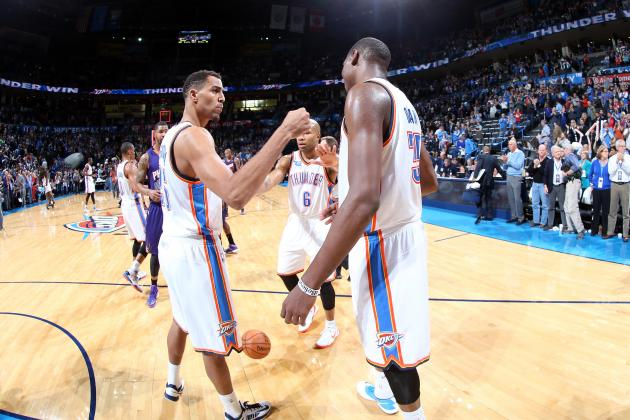 Debate: How Many Wins Will the Thunder Finish with This Season?