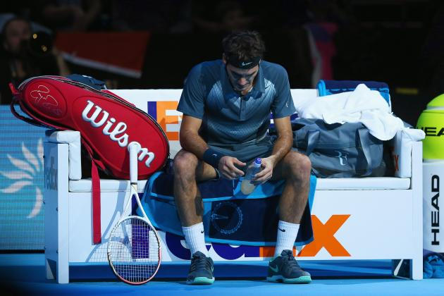 Novak Djokovic vs. Roger Federer: Loss Magnifies Fed's Decline