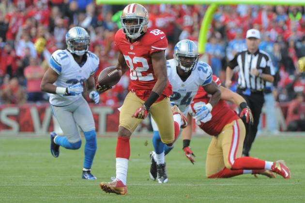 How Mario Manningham, Michael Crabtree Can Open Up 49ers Passing Attack
