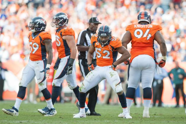 Denver Broncos: Why They Have a Distinct Advantage over the San Diego Chargers