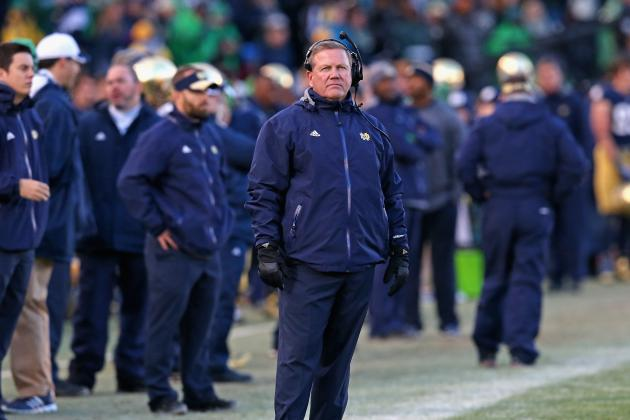 BCS Bust: Can Injury-Plagued Notre Dame Finally End BCS Failures?