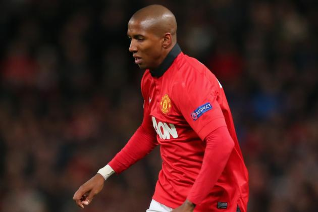 Ashley Young Accused of 'Pathetic' Dive After Manchester United Draw