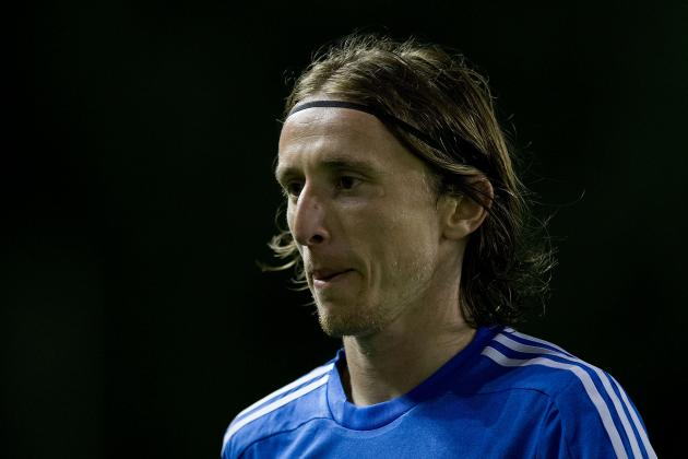 Luka Modric Confirms Chelsea and Manchester United Tried to Sign Him