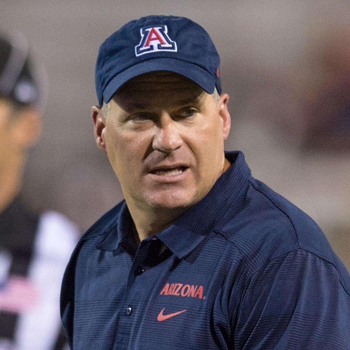 Rich Rodriguez (@RealCoachRod) | Twitter