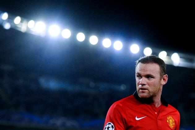 Wayne Rooney Doubts Arsenal's Title Hopes Ahead of Manchester United Clash