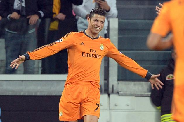 Cristiano Ronaldo Reacts After Breaking Lionel Messi's Champions League Record